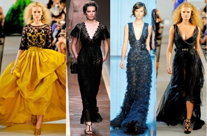 Новый Год 2012: что надеть