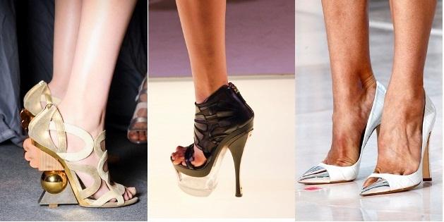 Новый Год 2012 что одеть обувь