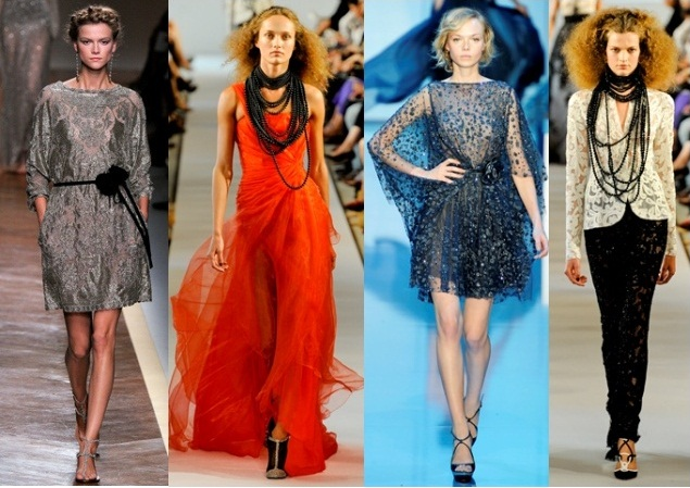 Новый Год 2012: что одеть
