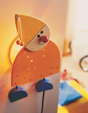 светильники для детской комнаты бра