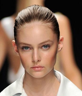 Офисный макияж: брови