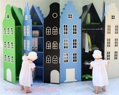 Как выбрать мебель для детской шкаф для ребенка