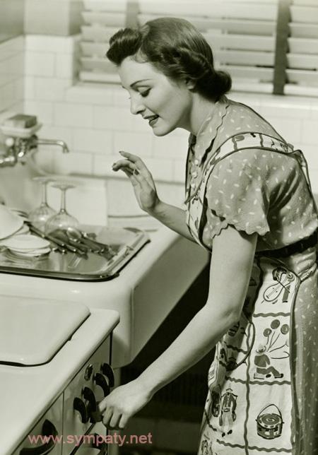 полюбить домашний труд