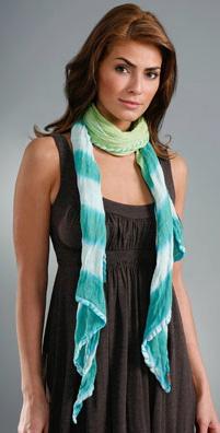 как выбрать шарф длинный
