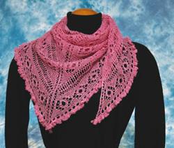 как выбрать шарф кружевной