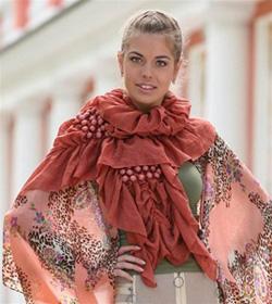 как выбрать шарф как украшение