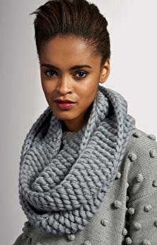 как выбрать шарф хомут