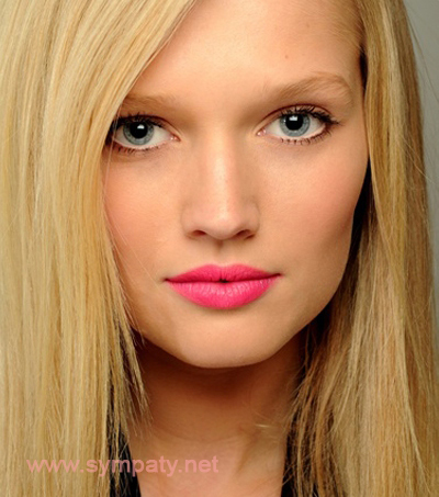 макияж лолита образ