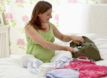 Материнство - Список вещей, которые нужно взять в роддом 23 июн 2010 .