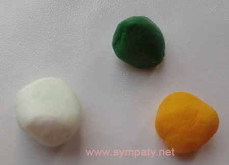 Серьги из полимерной глины: мастер-класс