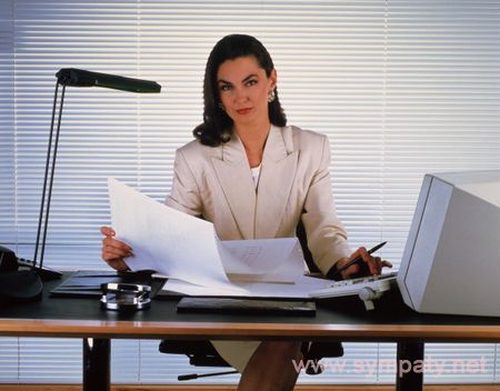 Женщина начальник хочет секса