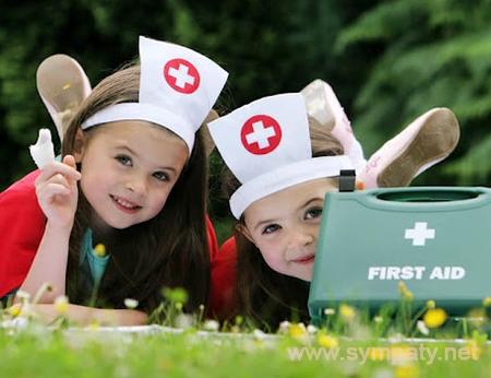 летняя аптечка для ребенка