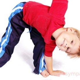 профилактика нарушения осанки у детей