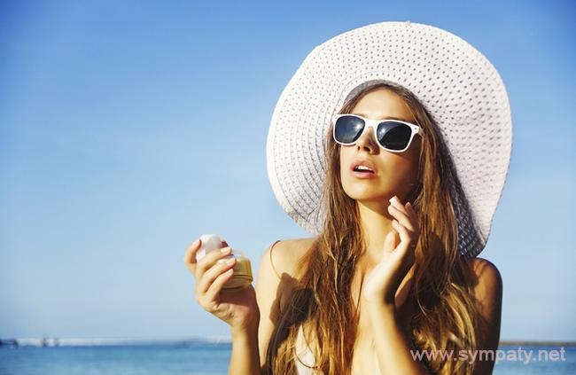 уход за нормальной кожей летом