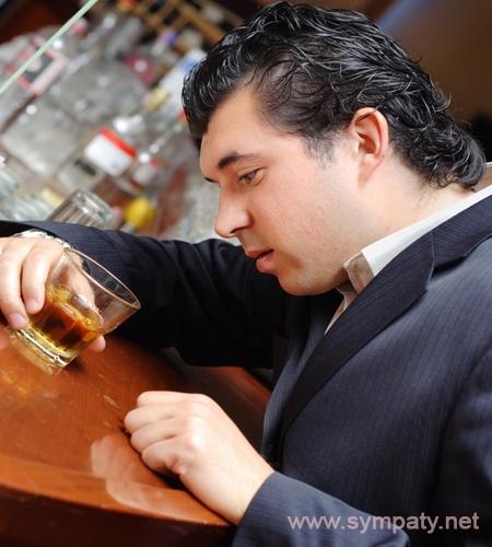 отрезвить пьяного