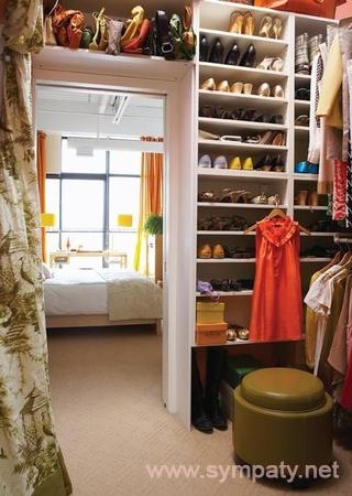 дизайн гардеробных комнат-5
