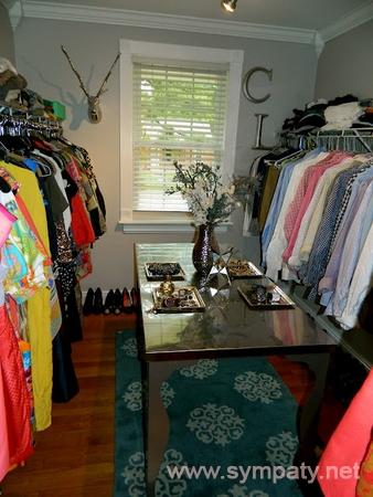 дизайн гардеробных комнат-4
