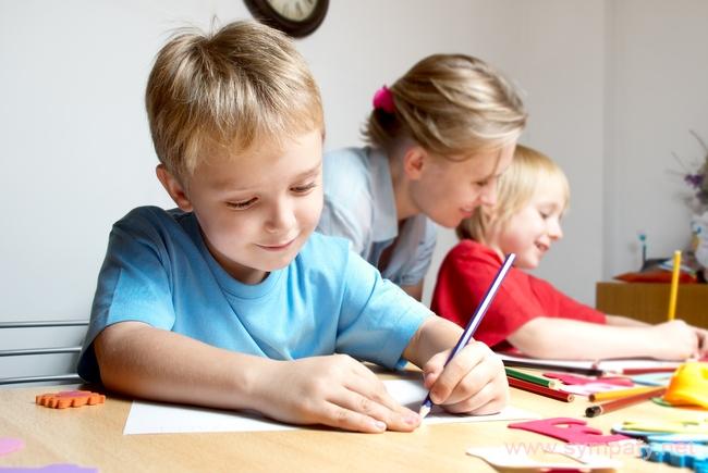 готовим ребенка к школе после летних каникул