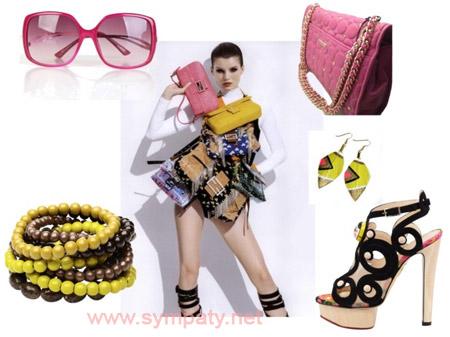 какую выбрать сумку стройной девушке