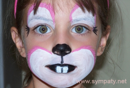 Как разукрасить себя на хэллоуин в домашних условиях картинки - Zdravie-info.ru
