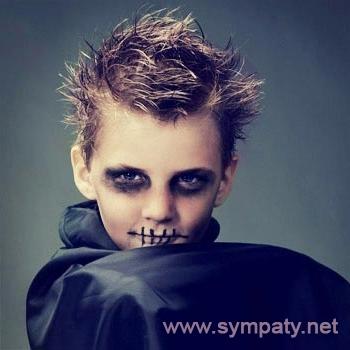 детский Хэллоуин-10