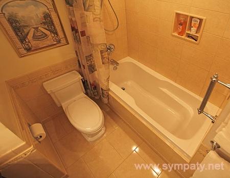 как украсить ванную-5
