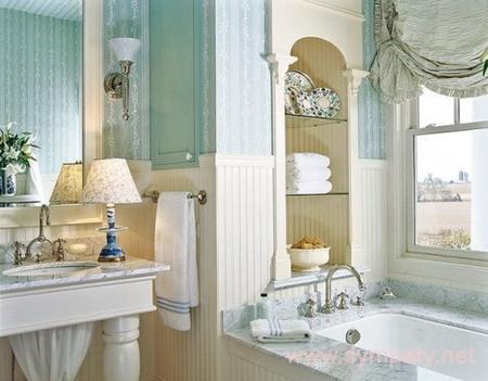 как украсить ванную-6