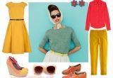 Стиль винтаж в одежде 60 годы