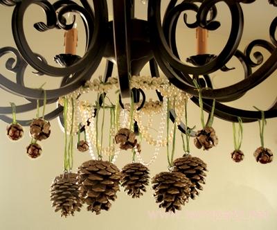 украсить дом к Новому году-3