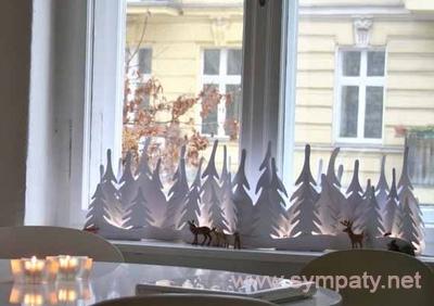 украсить дом к Новому году-9