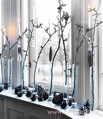 украсить дом к Новому году-6