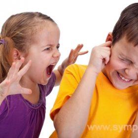 ребенок не ладит с братом сестрой