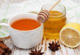 Чай с медом и лимоном - проверенное средство при простуде и недомоганиях