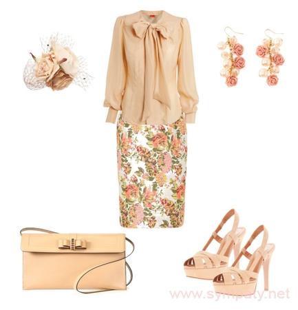 розовый цвет в одежде