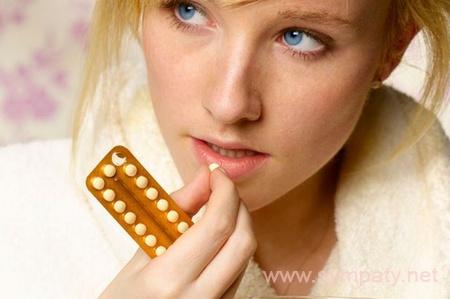 пить ли противозачаточные таблетки