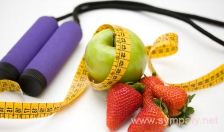 правильное спорт питание при силовых тренировках