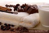 шоколадная ванна