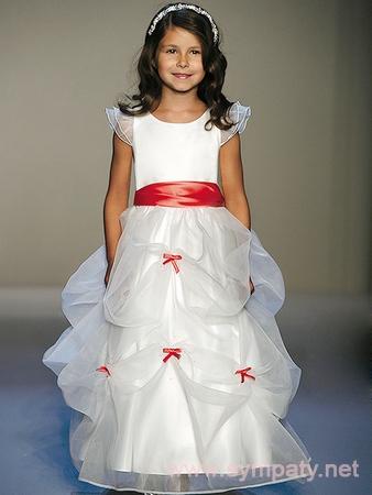 выпускные платья для детского сада