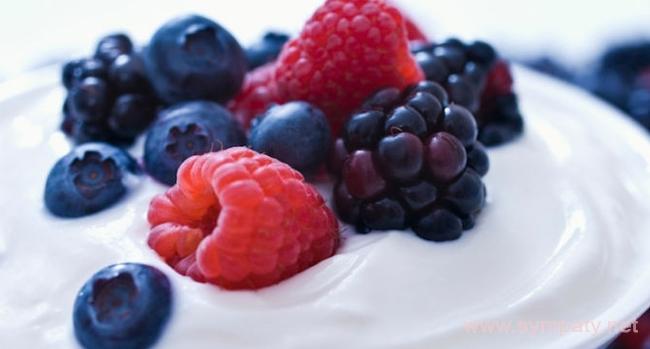 как делать маски из ягод