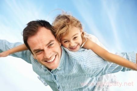 Особенности отцовского воспитания девочки.
