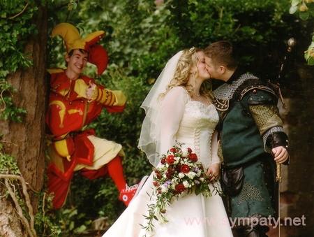 тематическая свадьба идеи