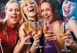 Новогодние девичьи посиделки можно устроить как в сам Новый год, так и в любой подходящий день новогодних праздников