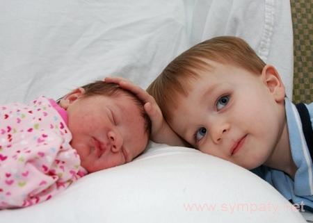 рожать ли второго ребенка