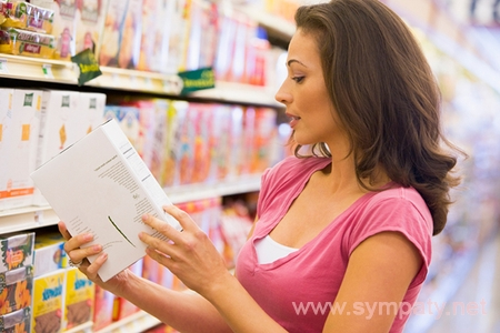 влияние вредных пищевых добавок