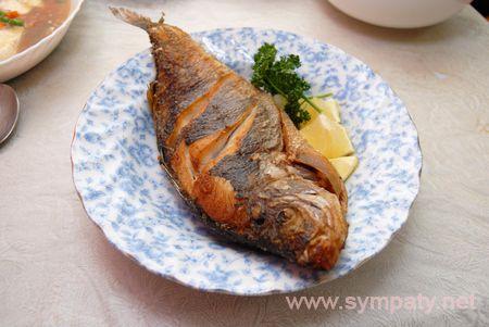 рыба польза и вред