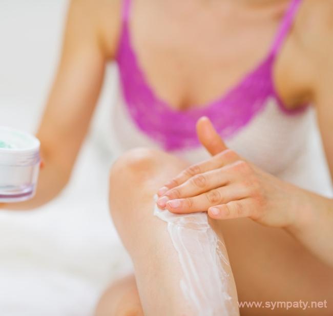 сухая кожа голени ног что делать