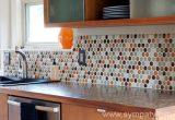 сделать фартук на кухне цвет