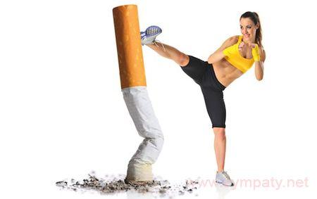 Quantos as pessoas querem deixar de fumar
