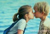 первая любовь у ребенка