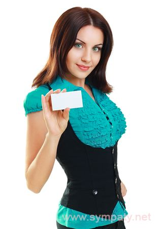 как сделать визитную карточку